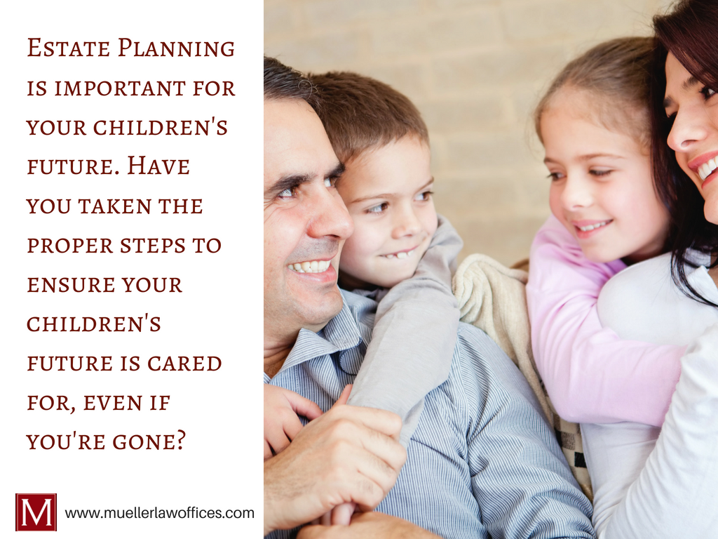 Is it important to have an estate plan for young children?